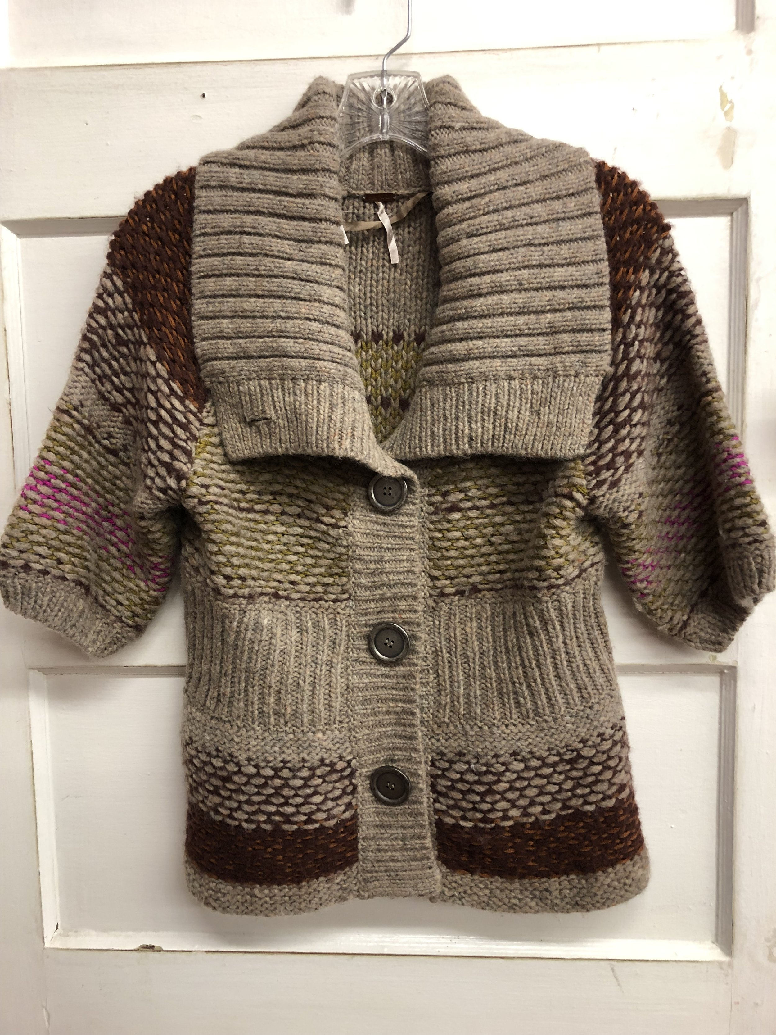 Free People Knit Sweater - S - $36.99