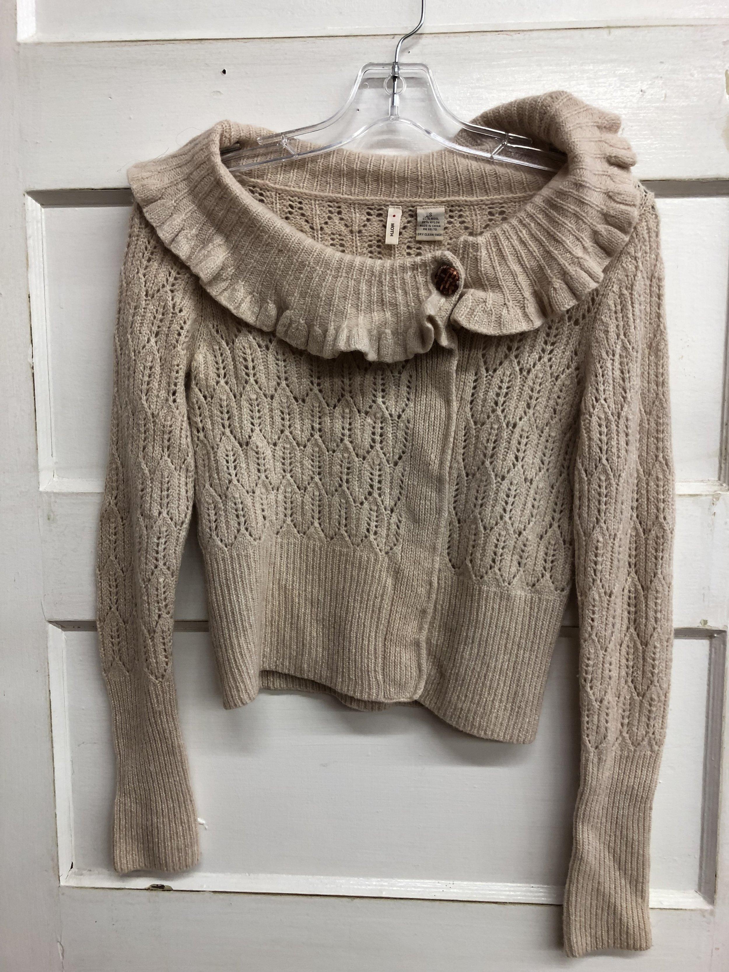 Moth Sweater - Small - $35.99