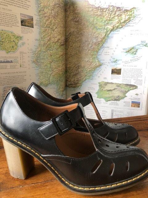 dr martins heels