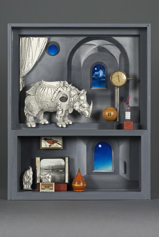 Bye Bye Birdie: The Rhino's Room