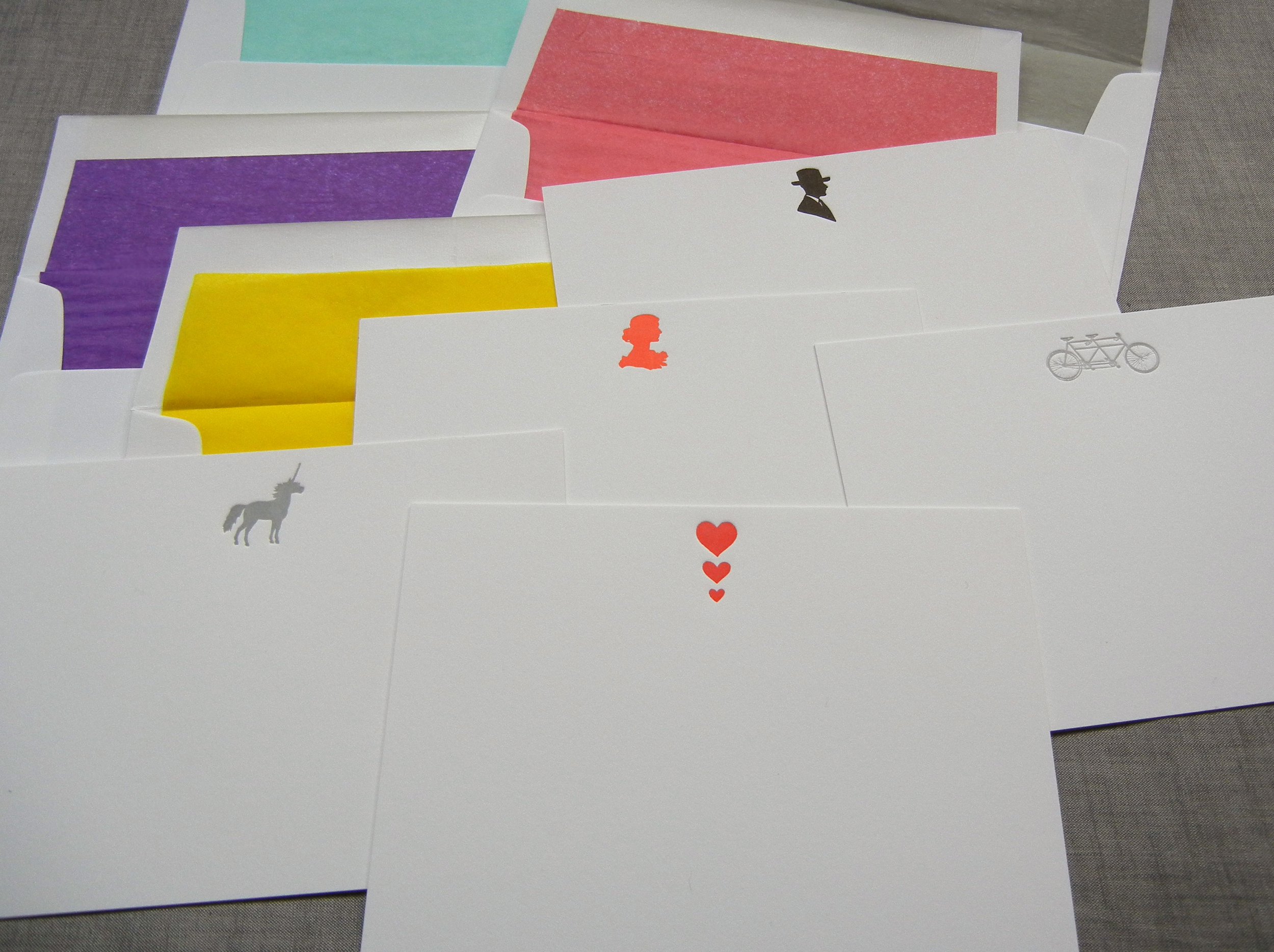 Silhouette Notes