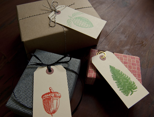 three gifts for mail out