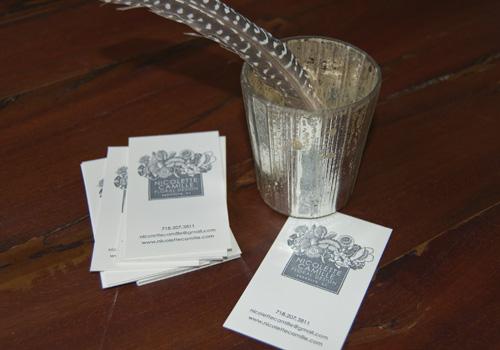 nicolette cards