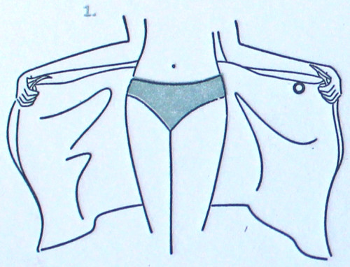 Corneau_Sarong detail