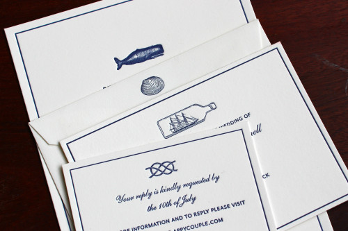 nautical-maritime-ocean-whale-knot-shell-ship-letterpress-wedding-invitation