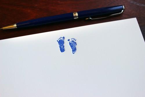 blue-baby-footprint-letterpress-custom-notecard-sesame