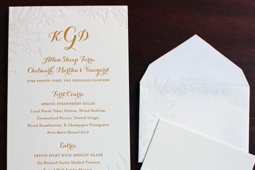 gold-pale-floral-carolyna-script-letterpress-weddding-menu