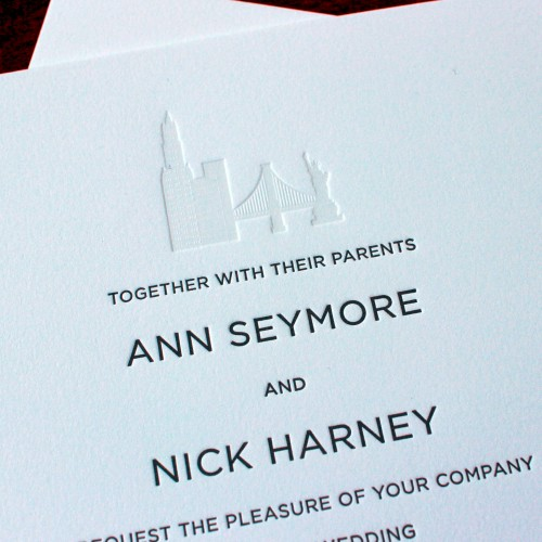 embossed-brooklyn-nyc-modern-letterpress-wedding-invitation