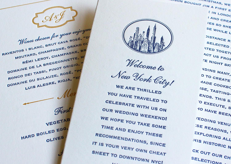 NYC-letterpress-wedding-guide