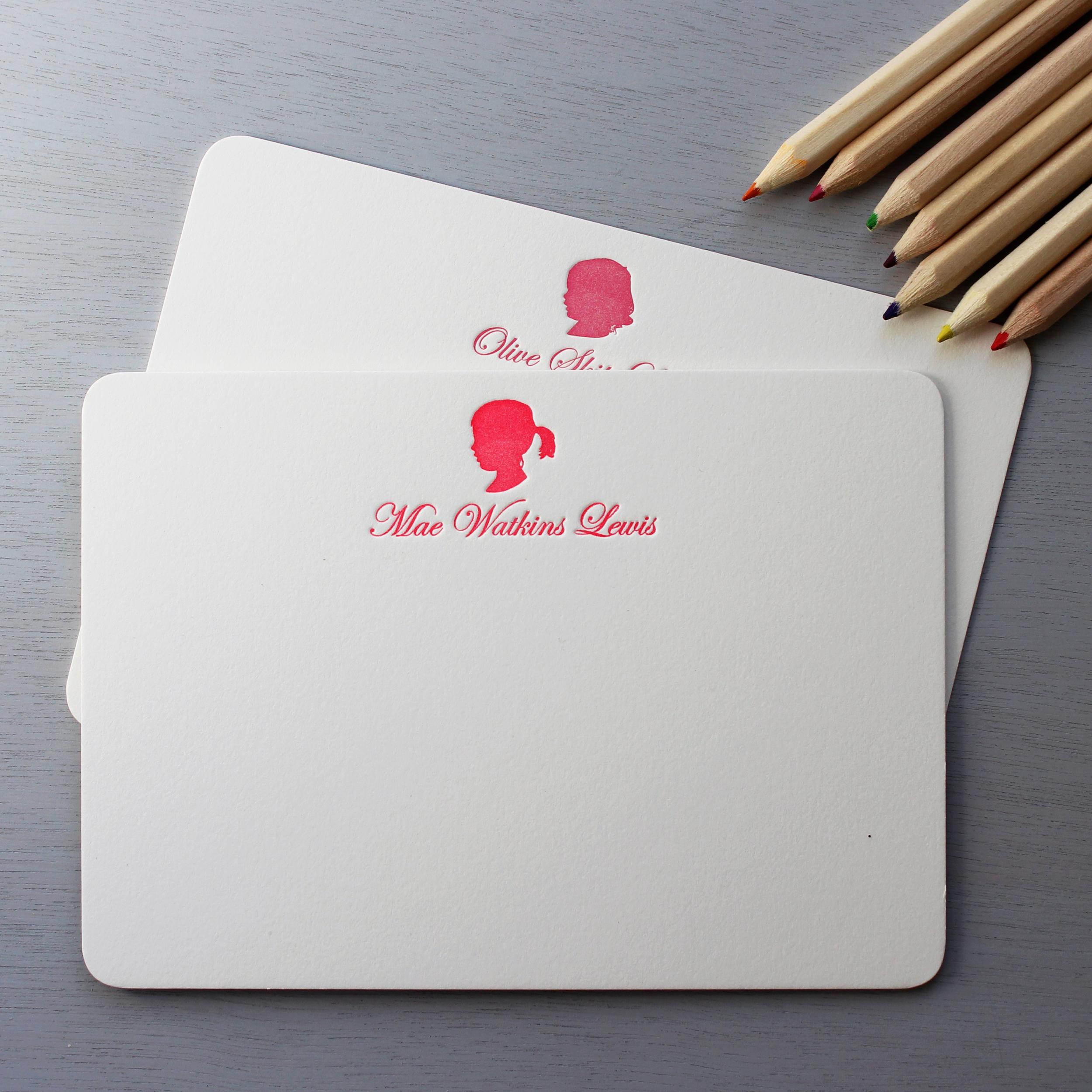 Girls-Custom-Silhouette-Letterpress-Stationery-C.jpg