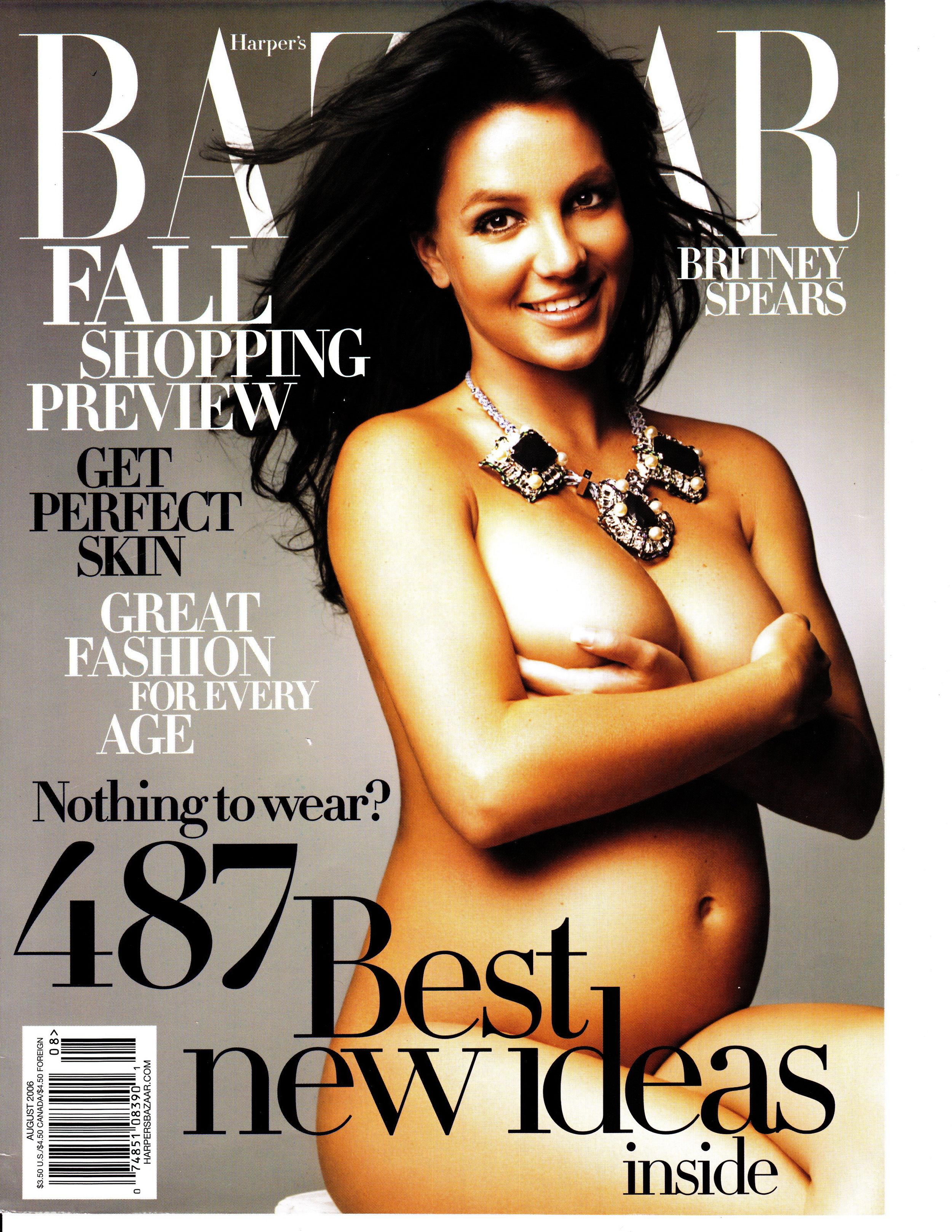 2006 August Harper's Bazaar.jpg