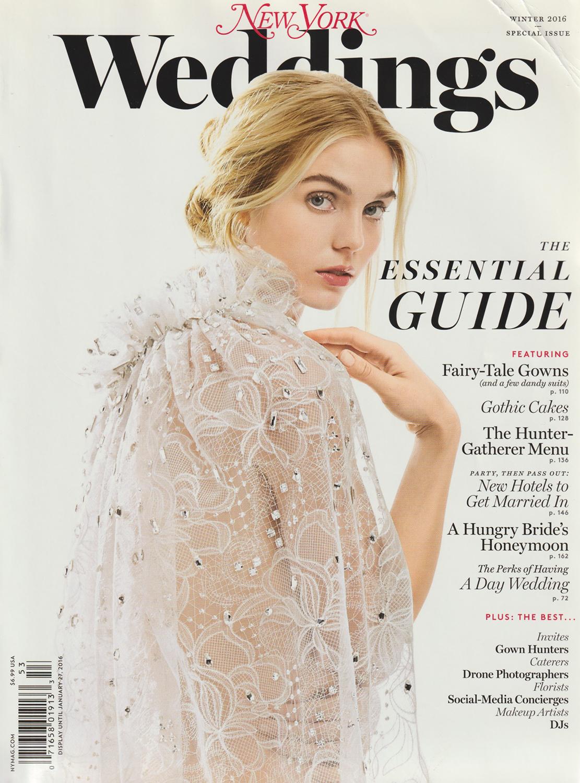 NY Mag Wedding- Winter 2016, cover.jpeg