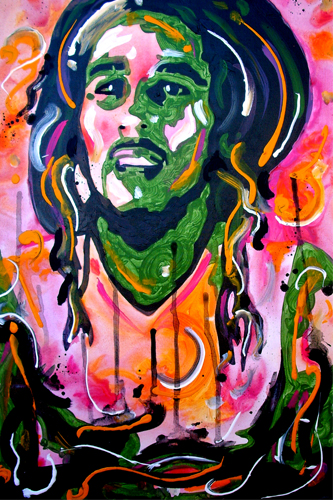11.18.12  > Vibration > 24x36 inch Acrylic Painting on canvas > NOT AVAILABLE FOR PURCHASE