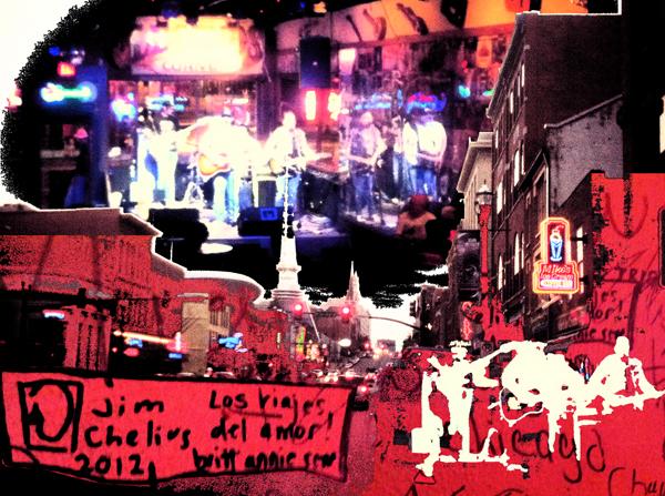 8.30.12  > Nashville Jam > Viaje De Amor II > Graphic Design > Photo by BS > CLICK IMAGE TO PURCHASE