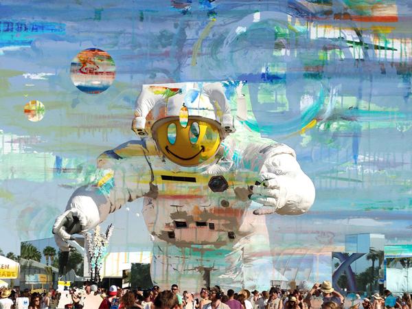 4.16.14  > Spaceman Of Destiny > Coachella > Graphic Design > CLICK IMAGE TO PURCHASE