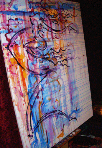 11.2.10  > Painting With >   Photo > Voyeur. San Diego, CA. 10.29.10.   > NOT AVAILABLE FOR PURCHASE