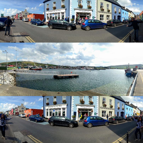 9.4.15 >  Panoramic Games > Photo > Dingle, Ireland > Giraffe Necks > NOT AVAILABLE FOR PURCHASE