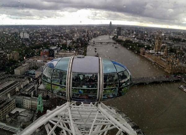 9.15.15  > London Eye > Photo > London, England > Giraffe Necks > NOT AVAILABLE FOR PURCHASE