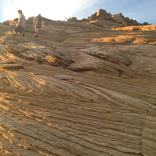 9.25.15  > Stone Pages > Photo > The Wedge, UT > Giraffe Necks > NOT AVAILABLE FOR PURCHASE