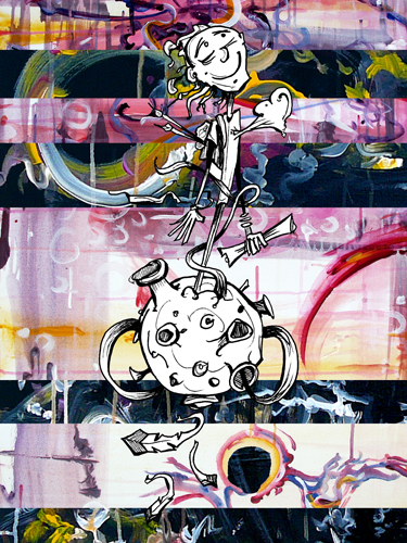 12.25.15   > Joy Of The Escape > Graphic Design > CLICK IMAGE TO PURCHASE