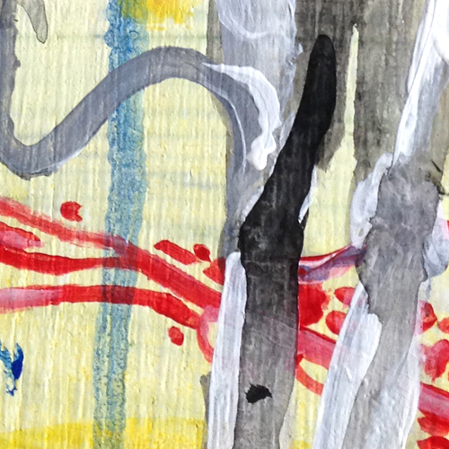 10.6.16   > And Their Walking Sticks > Acrylic Painting > NOT AVAILABLE FOR PURCHASE