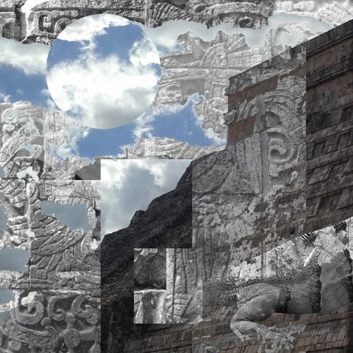 2.2.17  > Seven Clouds > Graphic Design > Chichen Itza, Mexico. > NOT AVAILABLE FOR PURCHASE