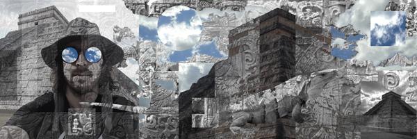 2.4.17  > Graphic Design > Chichen Itza, Mexico. > CLICK IMAGE TO PURCHASE