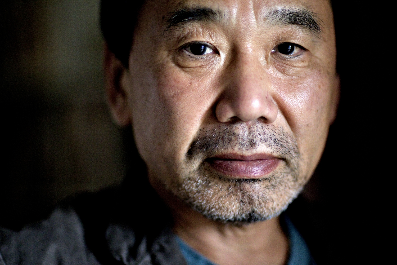 The Man Himself. Haruki Murakami