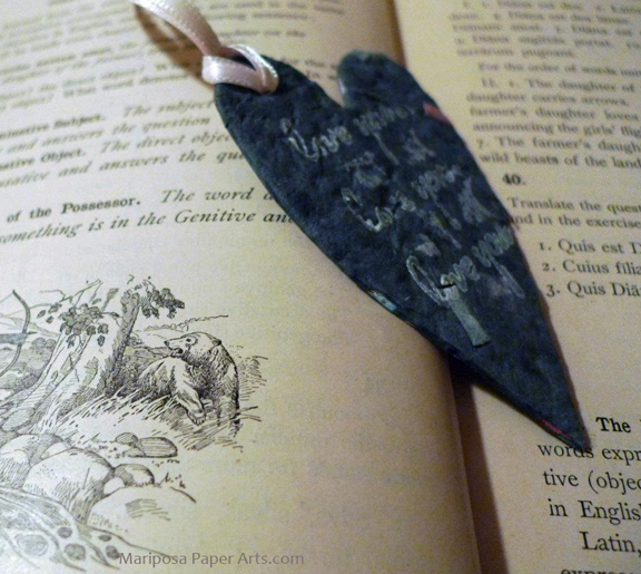 Plantable Paper Bookmark