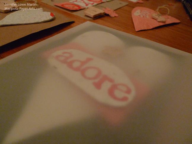 Plantable Paper Valentine