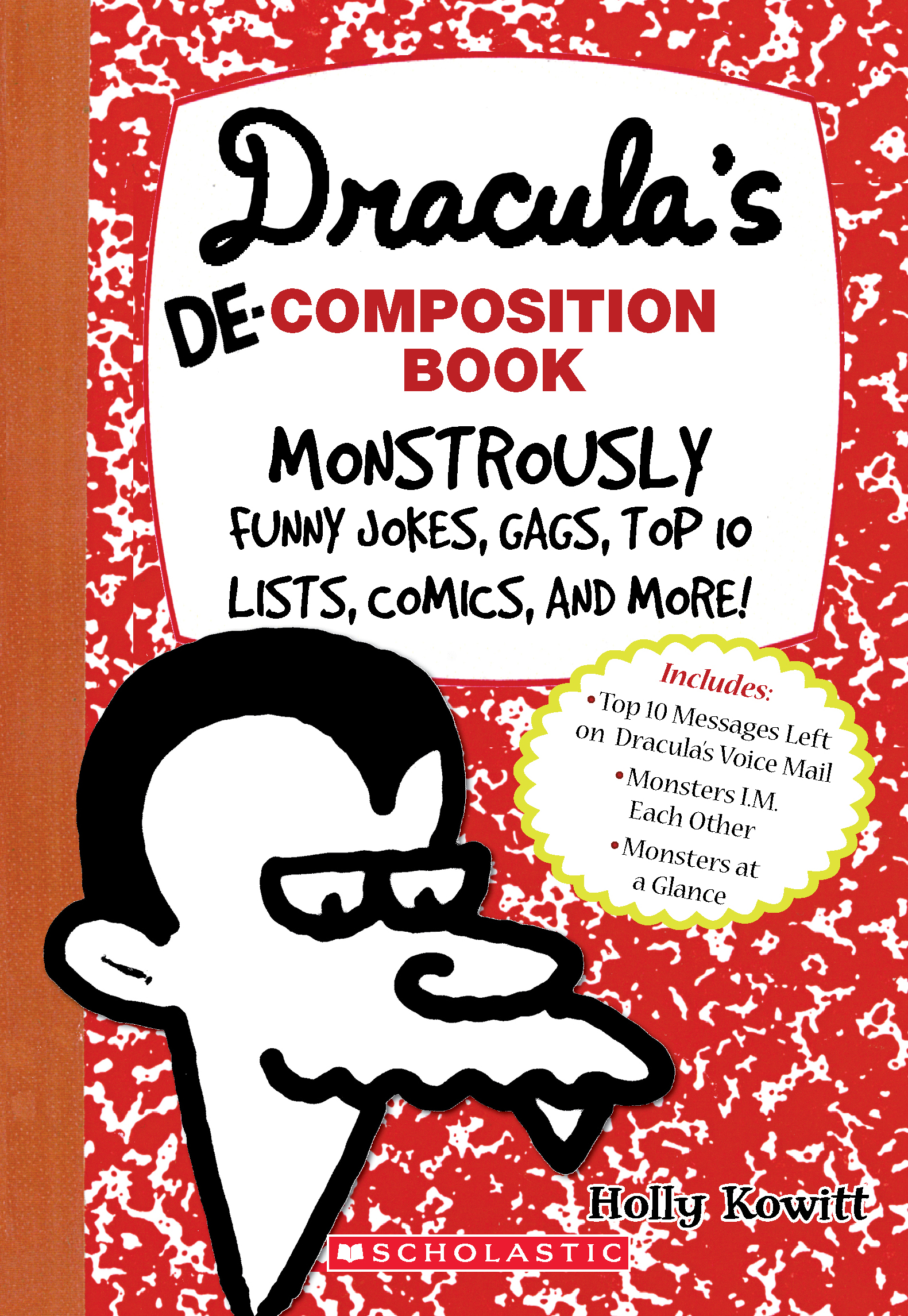 Dracula's De-composition Book