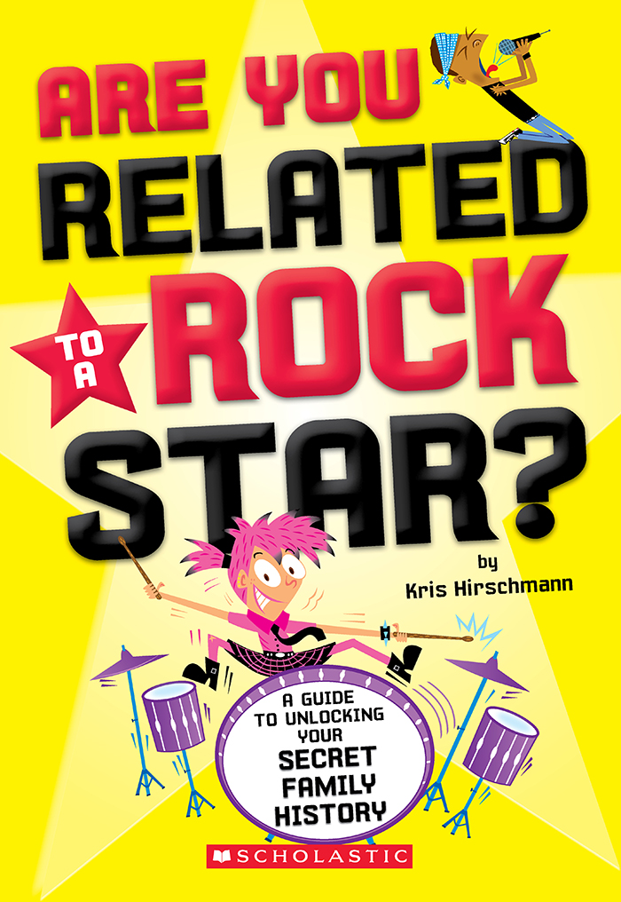 Are You Related to a Rock Star?