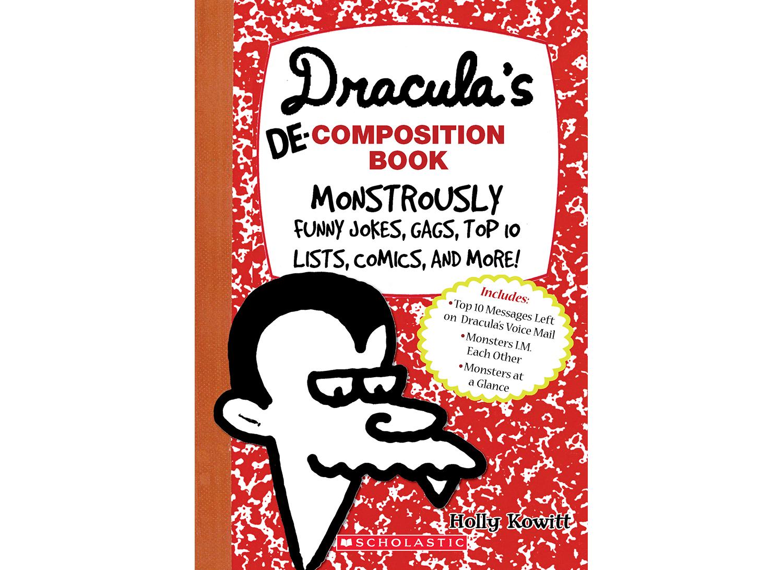 Dracula's De-Composition Book