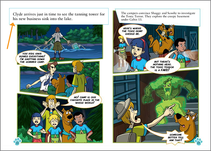 Scooby-Doo! Camp Fear
