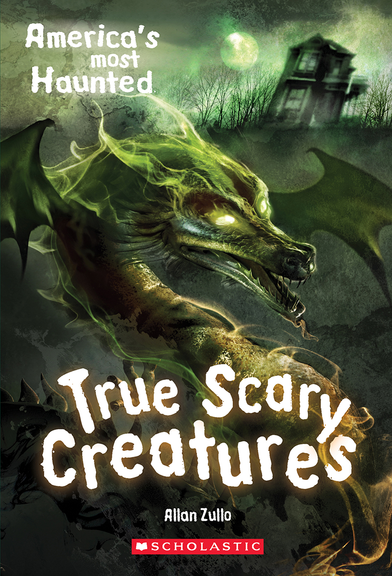 America's Most Haunted: True Scary Creatures