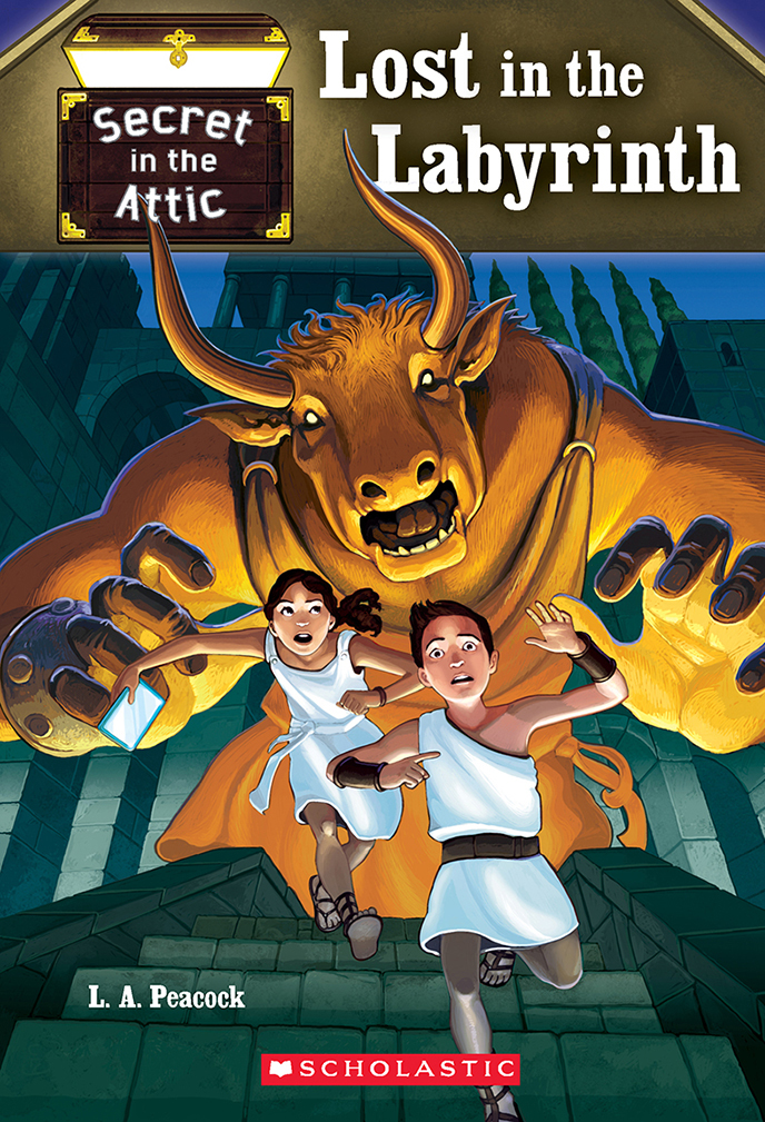 Secret in the Attic: Lost in the Labyrinth