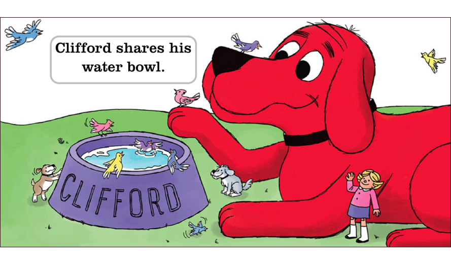 Clifford Shares