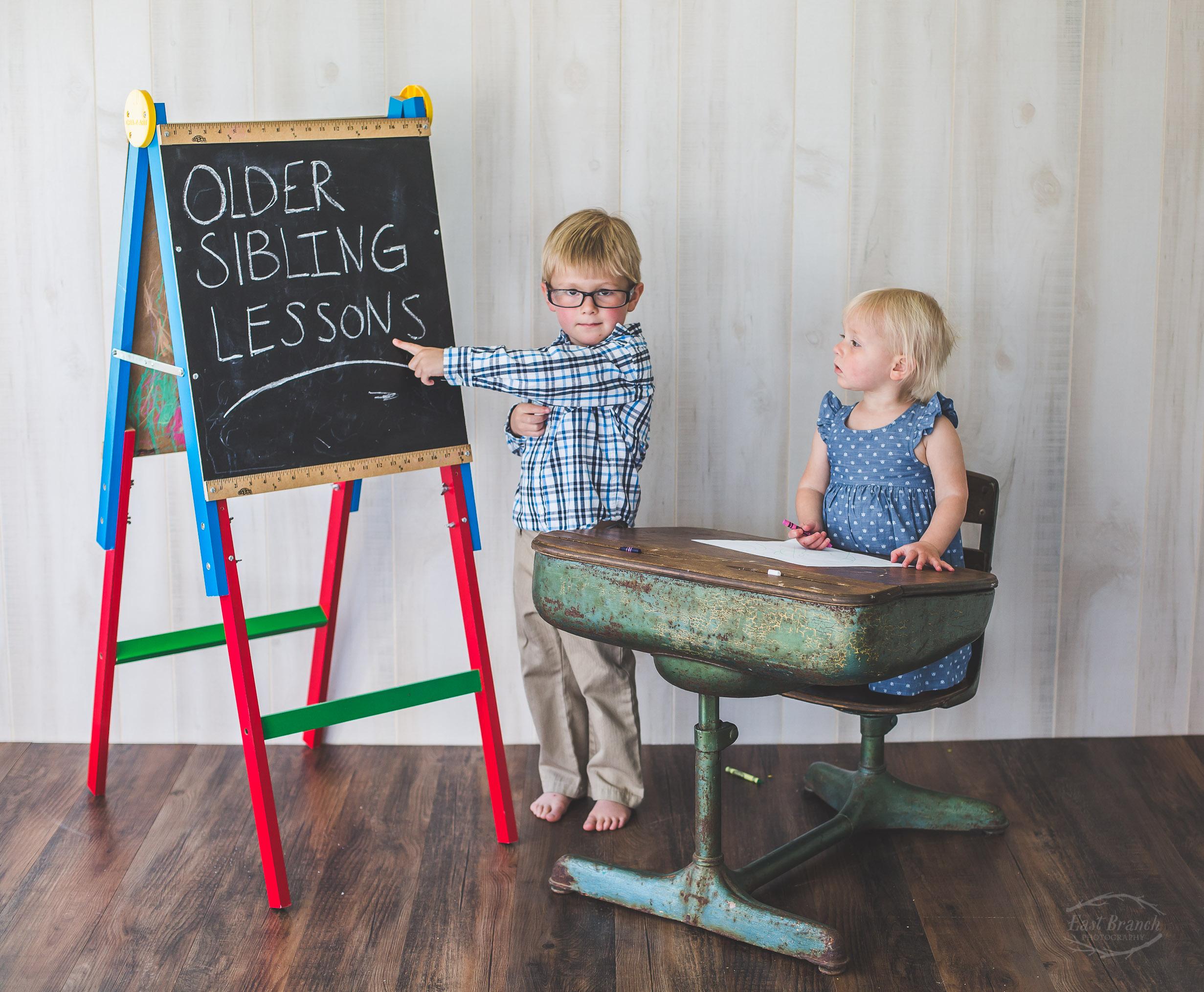 older sibling lessons