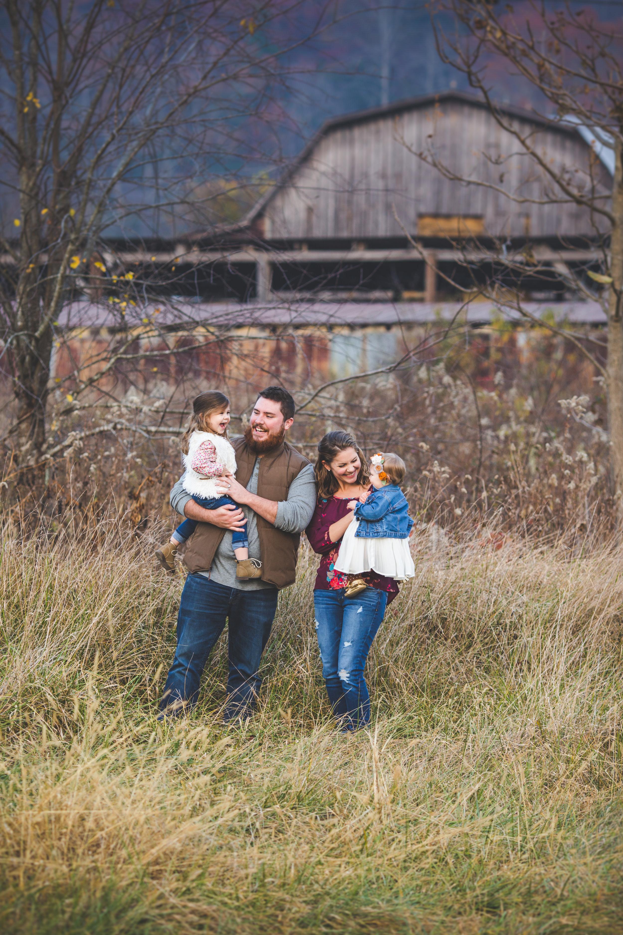 family photographer hendersonville nc