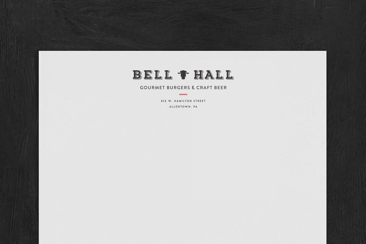Bell Hall [food & beverage]