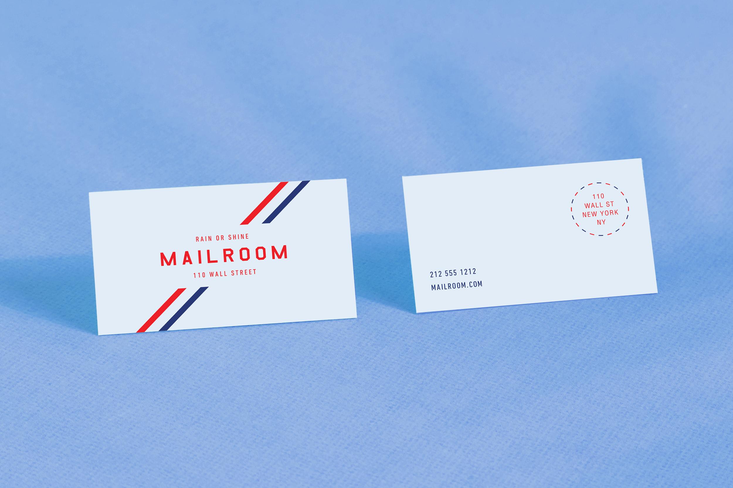Mailroom []