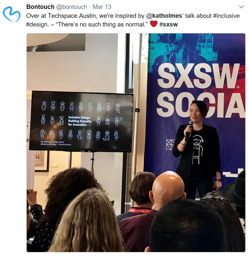 South by Southwest - I was invited to lead an interactive workshop on