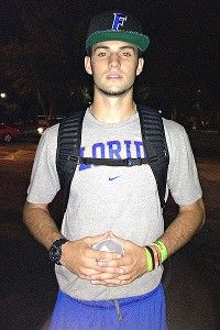 Quarterback Will Grier committed to Florida on Dec. 19, 2012.