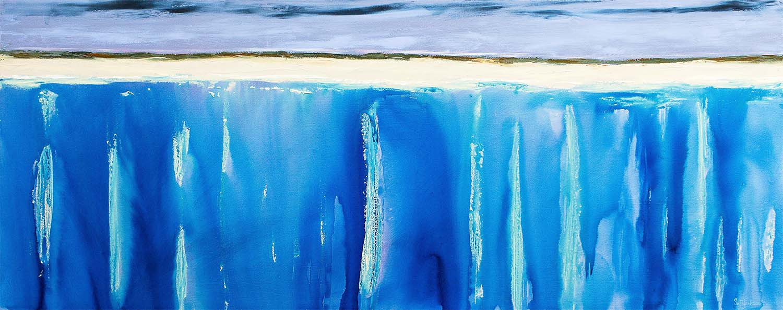 Beach Lines and The Deep Dark Blue