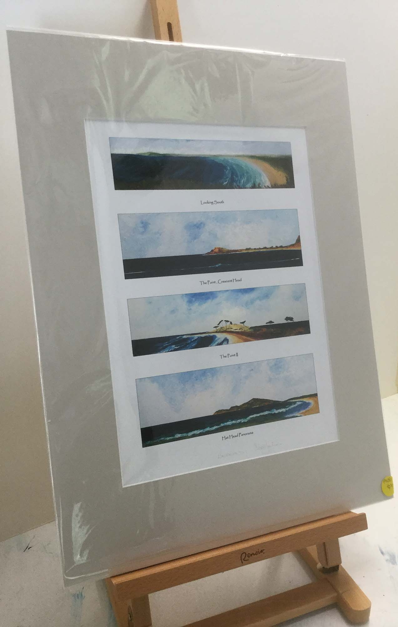 Beaches (postcards) P148/1.$90,