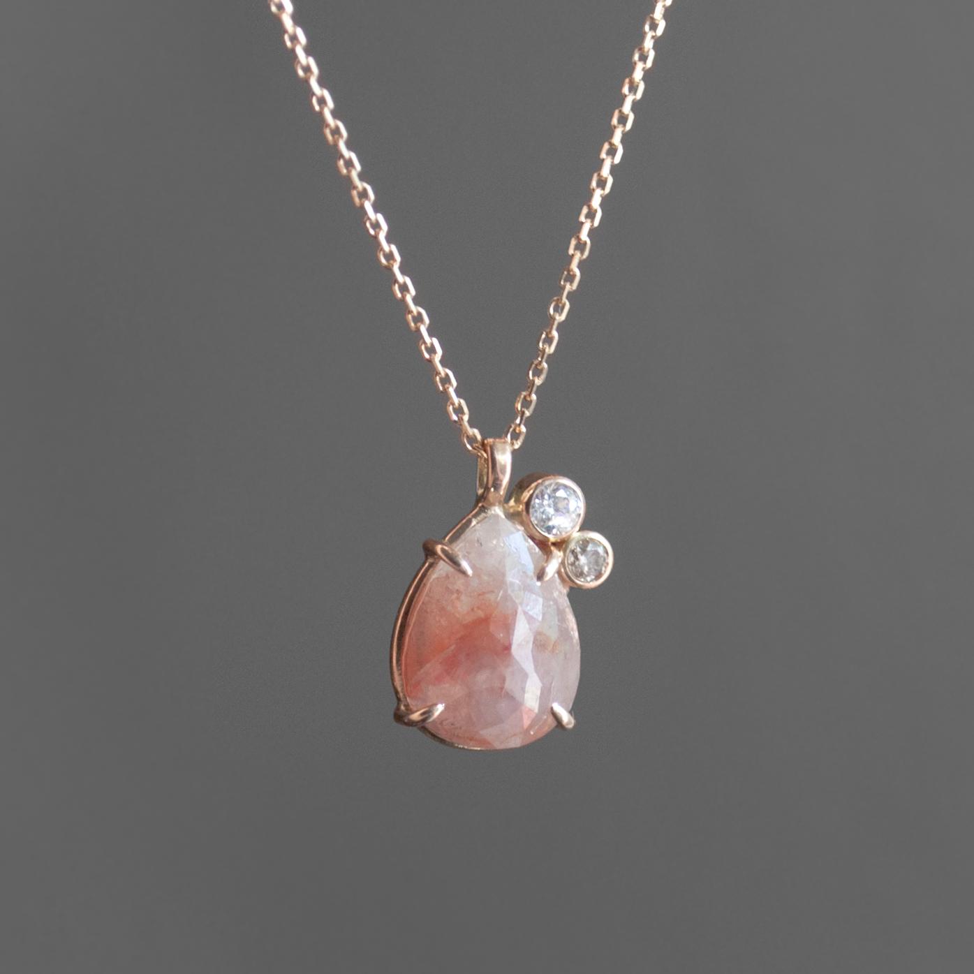 pink and grey rosecut diamond necklace 2.jpg
