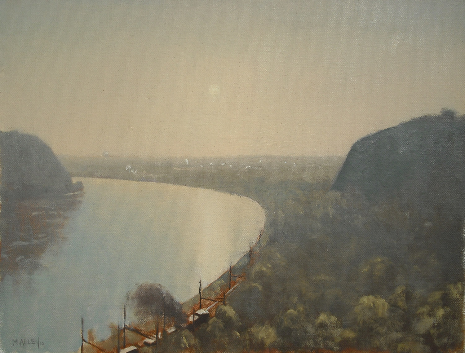 A Bend in the River, 2010