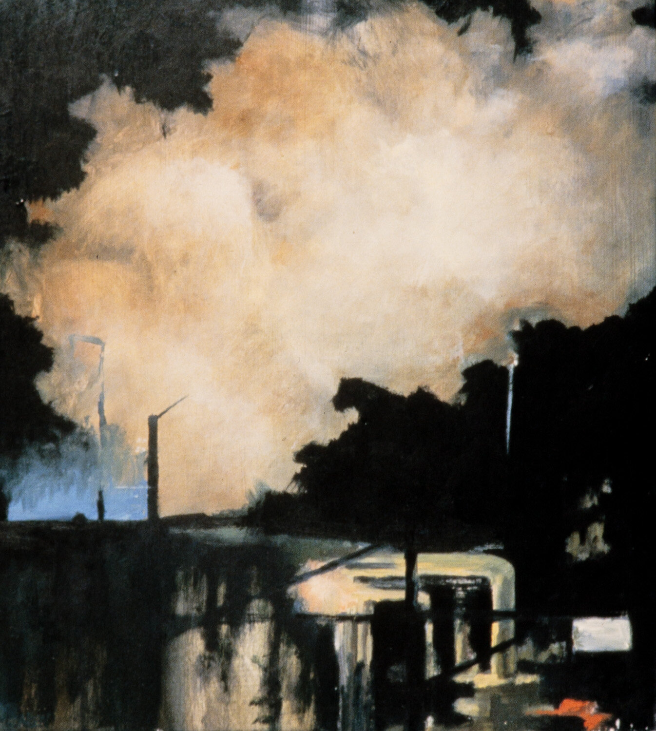 Steam No2, 1995