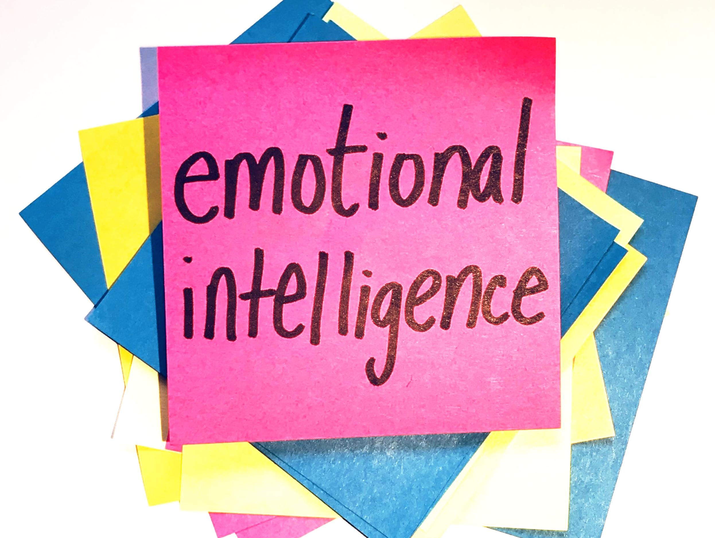 Emotional Intelligence & Change -
