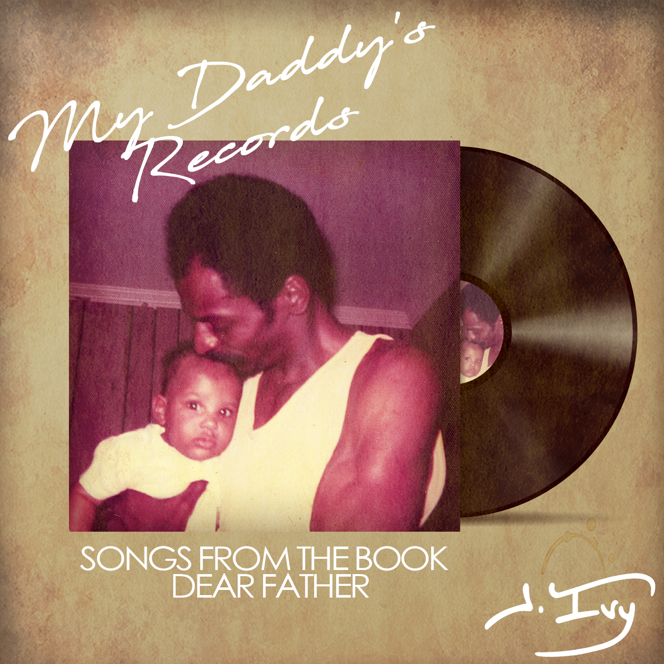 Buy My Daddy's Records on iTunes $9.99